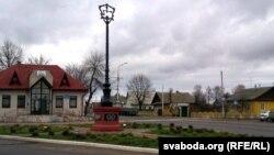 Скандальны геральдычны знак – славутасьць Шклова