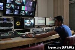 У монтажній телеканалу ATR