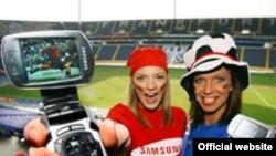 Поставщиком мобильных телефонов, поддерживающих мобильное телевидение на чемпионате мира по футболу 2006 стала компания Samsung.