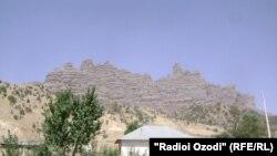 Машқгоҳи Мавзуна дар Чилдухтарон