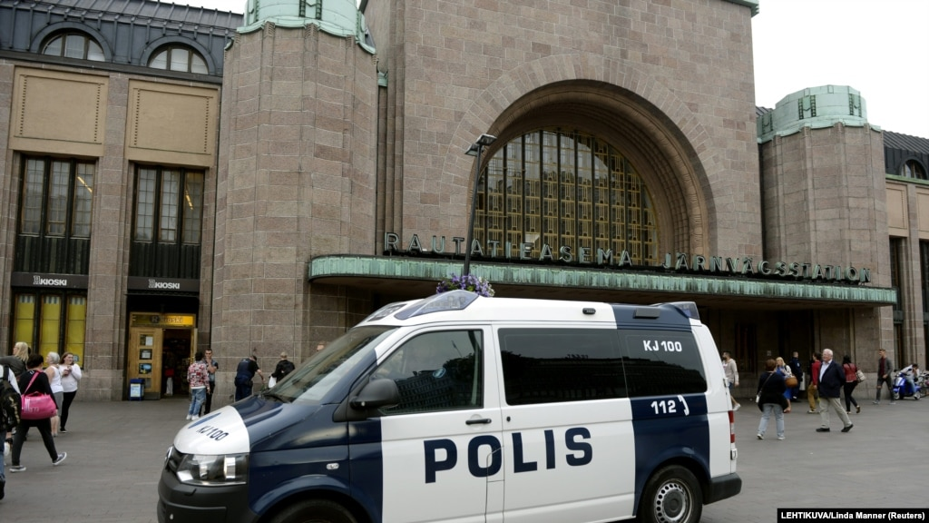 Sulm me thikë në Finlandë  arrestohet i dyshuari