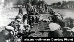 Заключенные Сиблага