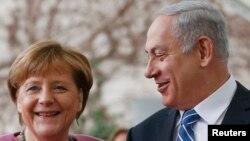 بنیامین نتانیاهو به برلین، پایتخت آلمان سفر کرده است.