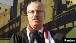 Премиерот на Палестина, Рами Хамдалах.