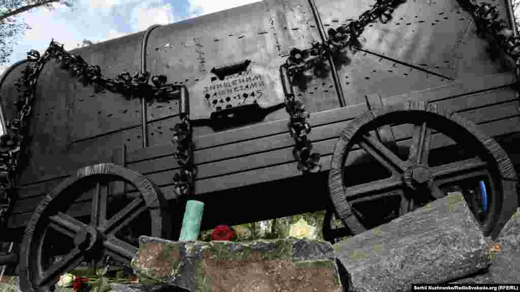 Трагічне нагадування уроків історії, яку ми не хочемо вчити