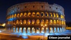 Arxiv foto. Roma.