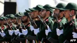 İran İslam İnqilabı Qvardiyası.