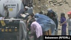 کمبود آب آشامیدنی صحی یکی از مشکلات اساسی در پایتخت افغانستان