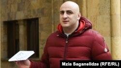 Депутат Ника Мелия призвал всех участников акции протеста пойти покушать лобио