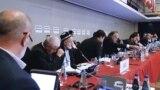 Представители Таджикистана на совещании ОБСЕ в Варшаве.
