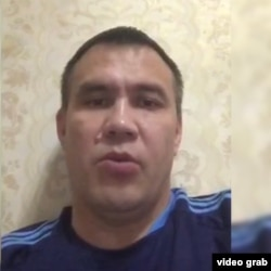 Ақтөбелік белсенді Асылхан Жаубатыров