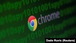 Logoja e kompanisë Google.