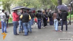 Կենսաթոշակայինի դեմ վիրտուալ պայքարը տեղափոխվեց փողոց