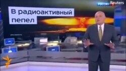 O declarație TV primejdioasă: Rusia este capabilă să transforme Statele Unite în 'cenușă radioactivă'