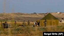 Fotografi ilustruese nga rajoni i Nagorno-Karabakut.