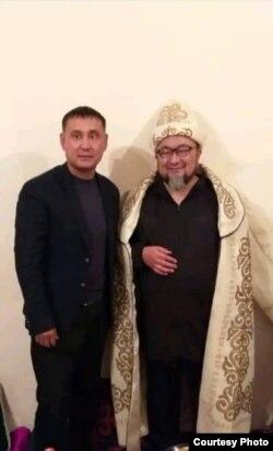 Эмилбек Ысманов жана Чубак Жалилов.