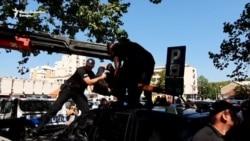 Incident u Podgorici, uhapšen Milačić
