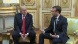 Macron:Avropa öz müdafiəsində üzərinə daha çox cavabdehlik götürməlidir
