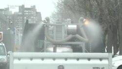 Beograd: Dezinfekcija stambenih blokova
