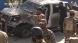 Suicide Attack Kills Senior Pakistani Police Officer