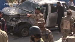 Suicide Attack Kills Senior Pakistani Police Officer