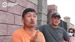 """Жители села под Алматы пять лет живут почти без воды. Власти просят """"потерпеть"""" еще минимум год"""