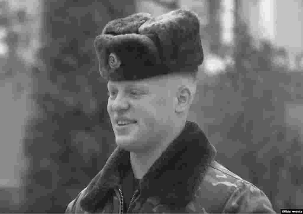 Загінулы пілёт Мікіта Куканенка