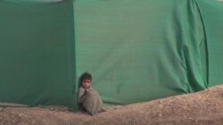 Internally Displaced: Pakistani Officials Defend Conditions At Camp