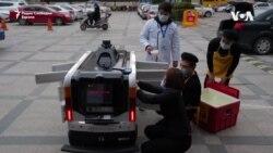 Со роботи против коронавирусот
