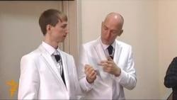 Однополые пары пытаются зарегистрировать брак в Петербурге