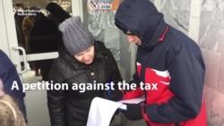 Taxing The 'Parasites' In Belarus