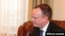 Belarus - Martin Åberg, Swedish ambassador to Belarus