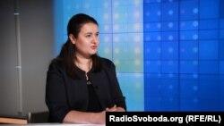 Міністр фінансів Оксана Маркарова