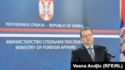 Ivica Dačić, ministar spoljnih poslova Srbije