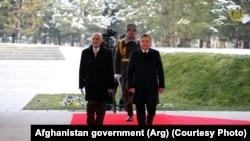 Ташкент и Кабул подписали соглашение о строительстве ЛЭП «Сурхон – Пули – Хумри» в декабре 2017 года в ходе визита в Узбекистан президента Афганистана Ашрафа Гани.