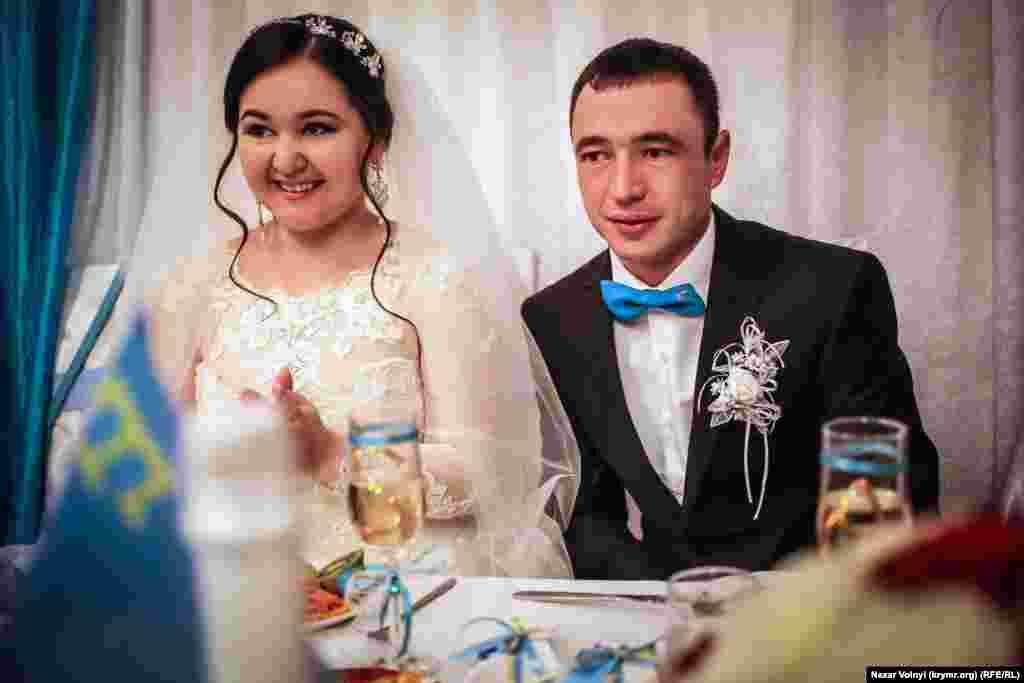 Метелик із тамгою теж підготувала наречена особисто для Арсена