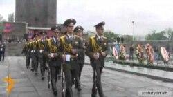 В Армении отмечают праздник Победы и Мира