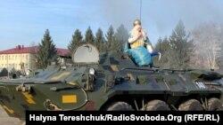 Сьогодні 80-й окремій десантно-штурмовій бригаді – 40 років