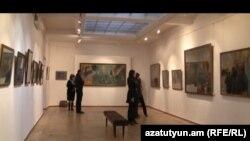 Մարտիրոս Սարյանի տուն-թանգարանը Երևանում, արխիվ: