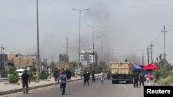 Sajdija, južni distrikt Bagdada, 2. maja 2016.