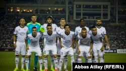 'Qarabağ' futbol klubu