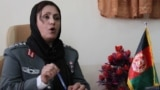 First Female Police Chief Takes Charge In Kabul District