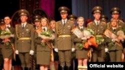 С парадным лицом у российской армии проблем не было никогда