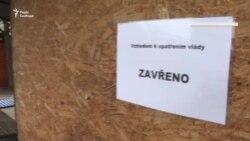Масове тестування на COVID-19 та новий локдаун у Чехії (відео)