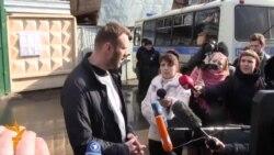 06.03.2015 Ослободен Навални, Таџикистан