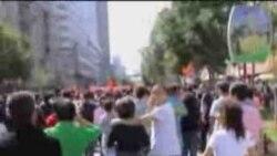 Protests In Urumqi