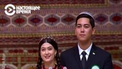 Народный совет Туркменистана красочно славит президента