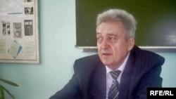 Филология ғылымының кандидаты Николай Щербанов. Орал, 30 наурыз, 2009 жыл.