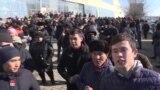 Помехи журналистам 22 марта. Глава МВД: «Я об этом не слышал»