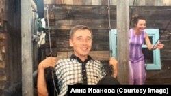 Владимир с сестрой